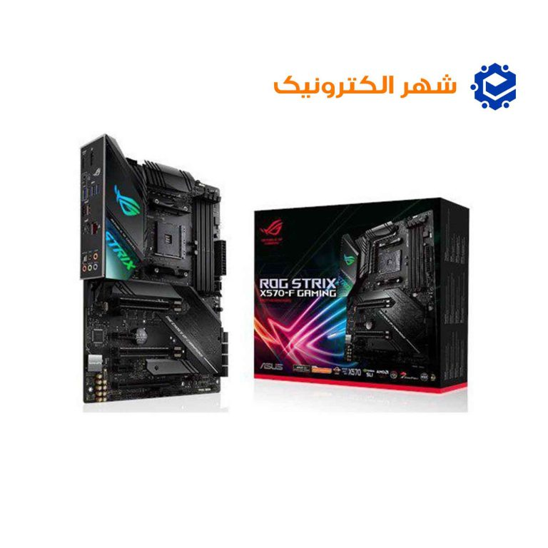 ROG Strix X570 F Gaming AM4