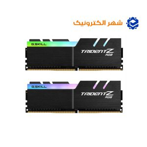TridentZ RGB DDR4 32GB 3000MHz